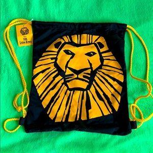Disney The Lion King knapsack